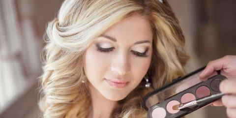 Luxe Bridal Makeup and hair design